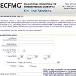 ECFMG certification