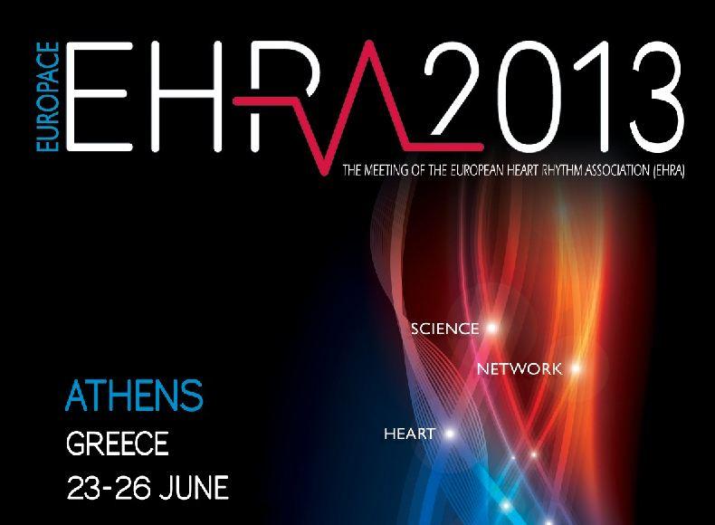 EHRA EUROPACE 2013