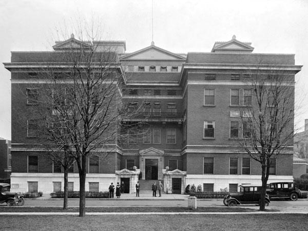 Новый корпус 1914 г.