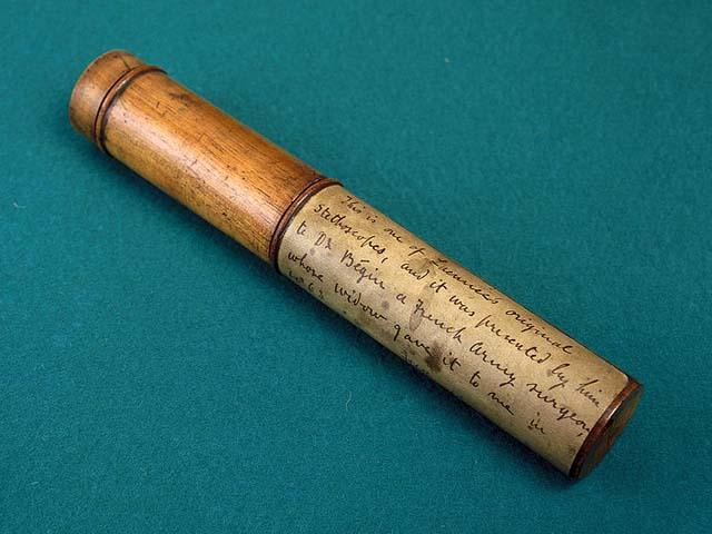 Стетоскоп Лаеннека