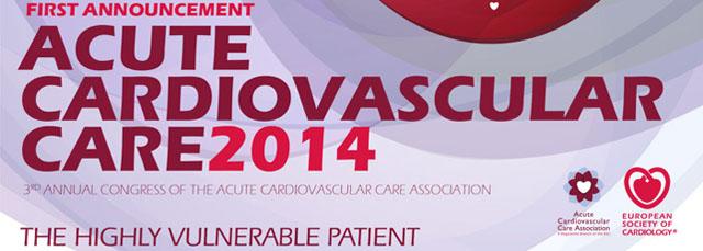Acute Cardiovascular Care 2014