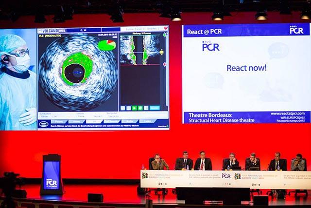 Конгресс EuroPCR 2015