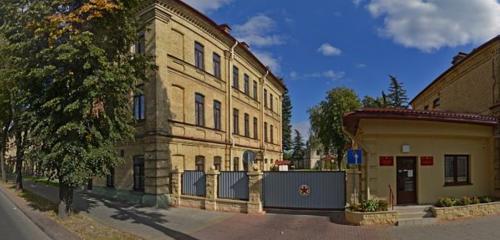 Военный госпиталь в Гродно